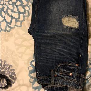 Gap vintage high rise jeans